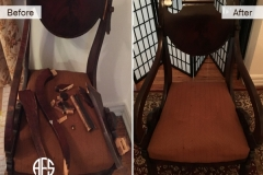 Antique-Chair-Wooden-Frame-Repair-Restoring-crashed-arms-back-legs