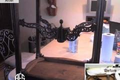 Antique-Table-Frame-Restoring