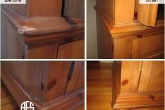Aroire-wood-corner-gouge-fill-repair