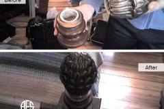Bed-Post-Crown-Repair
